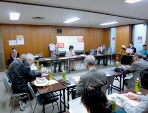2011年11月 第2回タウンミーティング
