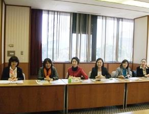 2011年10月 愛知県はーとふる愛知視察