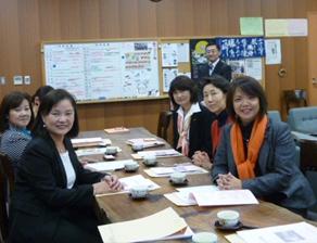 2011年10月 京都御池中学校視察