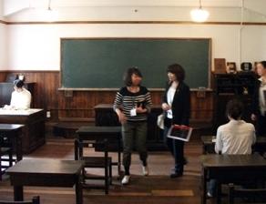 2011年10月 京都芸術センター視察