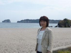 2012年6月 東福島市視察 震災復興計画