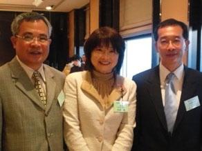 2012年4月 台湾・新北市視察団と意見交換