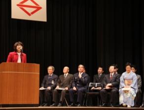 2012年1月 南区防災・消防出初め式