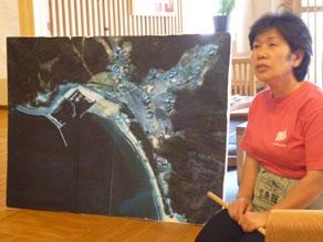 2012年8月 釜石の奇跡を伺う