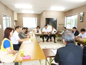2012年9月 志布志市太陽の子学童 現地調査