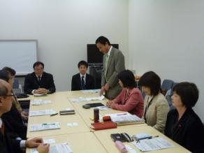 2012年1月 文科省 教育予算勉強会