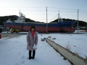 2012年2月 気仙沼