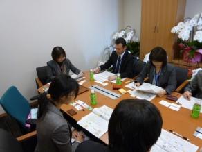 2012年2月 子ども・子育て新システム勉強会