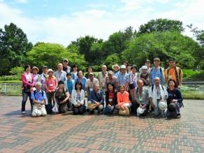2016年5月 第5回 鎌倉歩きの会『玉縄の花と歴史を訪ねる』