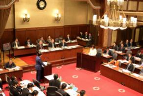 2017年3月 予算委員会 登壇