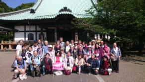 2017年5月 鎌倉歩きの会
