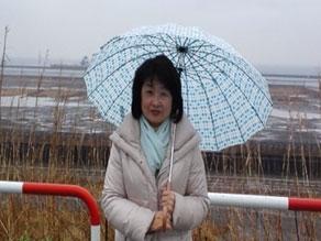 2012年4月 東京廃棄物処理場視察