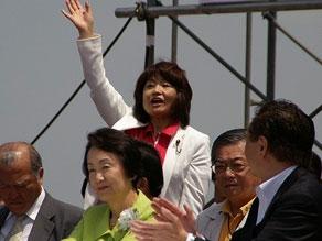 2012年4月 メーデー参加