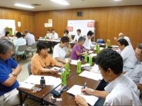 2012年9月 第4回タウンミーティング
