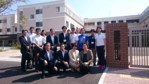 2017年9月 平塚 児童自立生活支援施設きらり視察