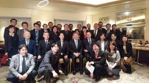 2018年3月 日タイ議連 ブンサーン駐日大使講演会