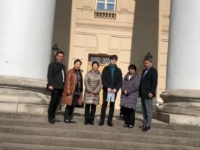 2018年4月 モスクワ教育事情調査 ボリショイ劇場(2)